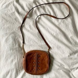 Michael Kors Crossbody Bag in cognac
